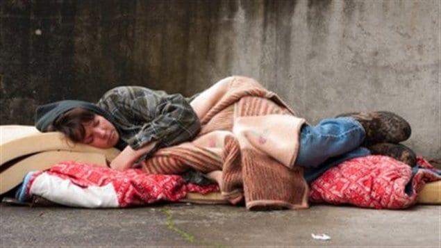 La crisis de 2008 empujó a más gente a vivir en la calle.
