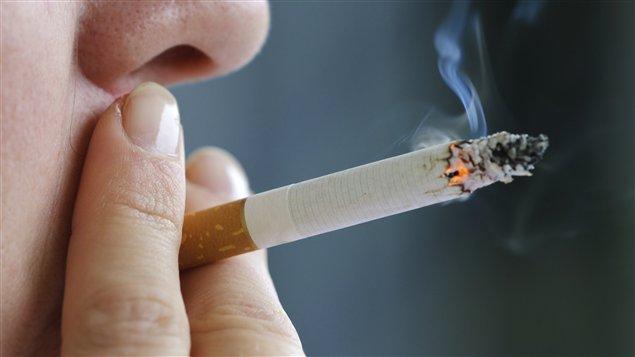 A cessé de fumer on veut pleurer