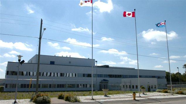 Ce complexe a remplacé le complexe souterrain à North Bay, construit pendant la guerre froide.