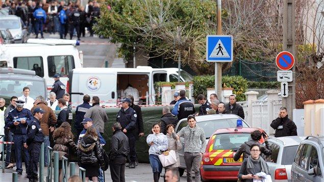 Fusillade à Toulouse : les enquêteurs s'éloignent de la piste de ...