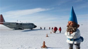 Kern en Antarctique