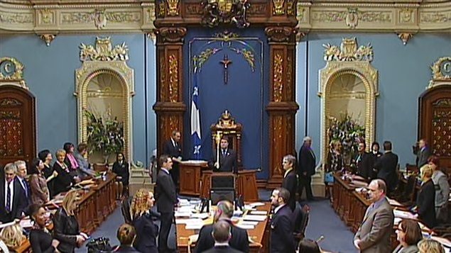 Assembl�e nationale du Qu�bec (archives)