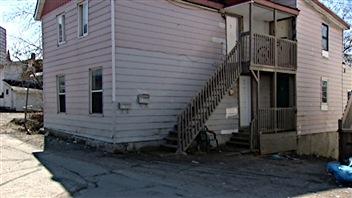Des résidences de la rue Morin seront démolies.