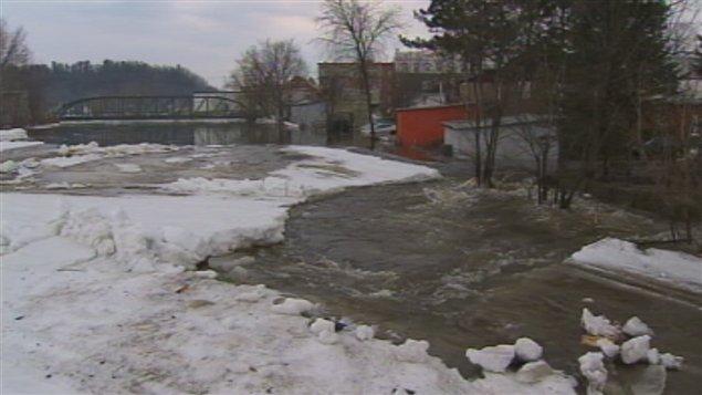 Inondations St-Raymond