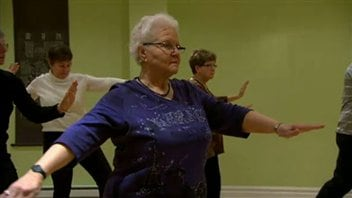 activité physique, personnes âgées