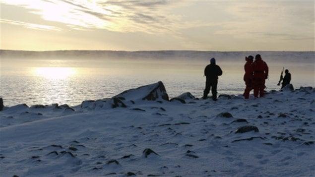 Un paysage du Grand Nord