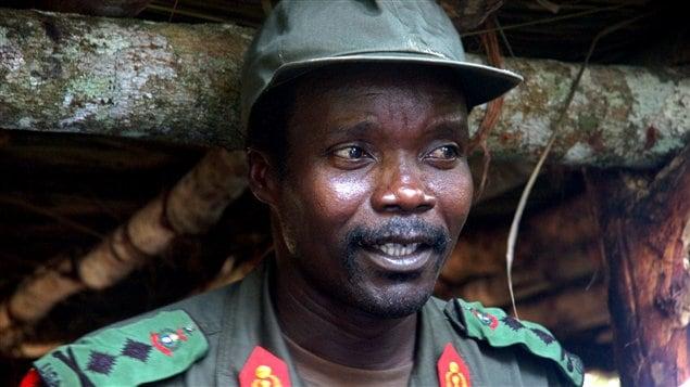 Joseph Kony, chef de la LRA