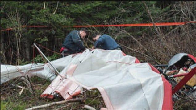 Accident d 39 avion bury l 39 enqu te se poursuit ici radio - Bureau enquete accident avion ...