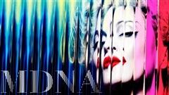 La pochette de l'album <i>MDNA</i> de Madonna
