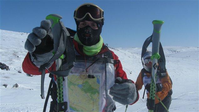 L'équipe française a peaufiné son ski pour terminer le raid au 4e rang.L'équipe française a peaufiné son ski pour terminer le raid au 4e rang.L'équipe française a peaufiné son ski pour terminer le raid au 4e rang.