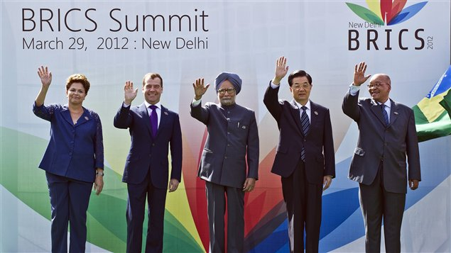 Brics Summit, New Delhi