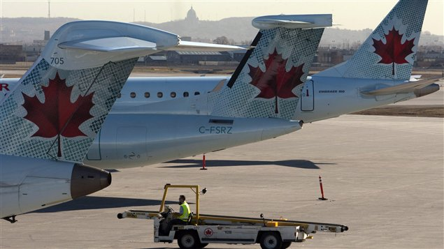 Avions d&#39;Air Canada
