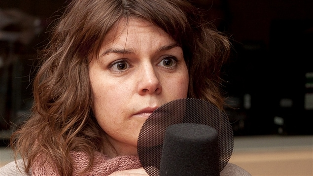 ©Radio-Canada/Christian Côté | <b>La cinéaste Catherine Hébert</b>