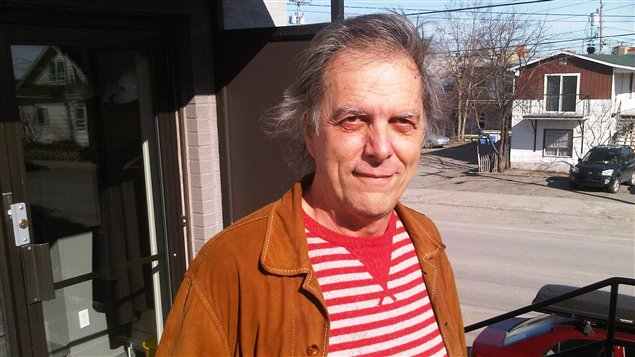 Le candidat de Qubec solidaire dans Rouyn-Noranda-Tmiscamingue, Guy Leclerc