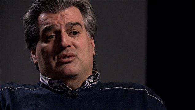 L'entrepreneur Lino Zambito