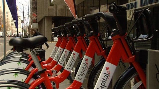 Les vélos Bixi sont disponibles dans trois villes canadiennes, Montréal, Toronto et dans la région de la capitale canadienne à Ottawa.