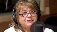©Radio-Canada/Christian Côté | <b>L'humoriste Lise Dion</b>