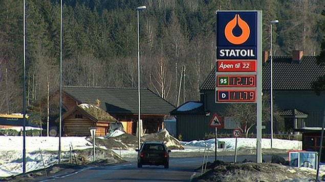 Statoil Fuel & Retail.