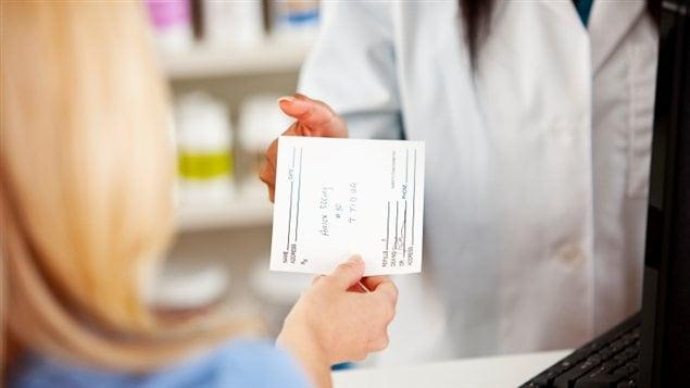 Une prescription