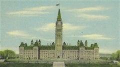Parlement d'Ottawa
