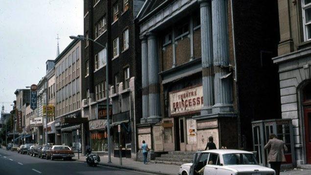 La rue Saint-Joseph dans les années 1970
