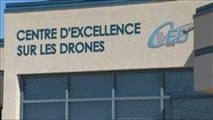 Le centre d'excellence des drones d'Alma