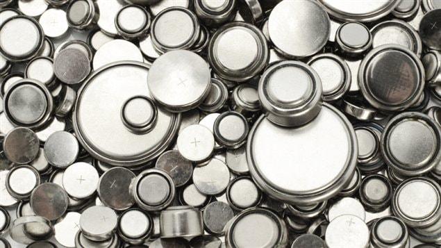 Des batteries au lithium