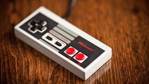 Manette du Nintendo / ©iStock