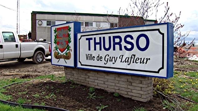 La municipalité de Thurso.
