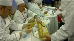 Premier concours de boulangeries artisanales