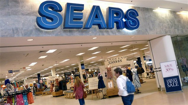 Magasin Sears (archives)