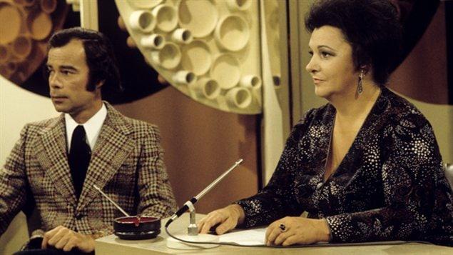 Jacques Fauteux et Lise Payette