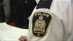 Police de Winnipeg (archives)