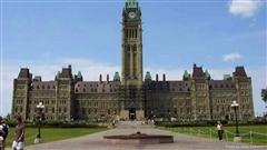 Parlement à Ottawa