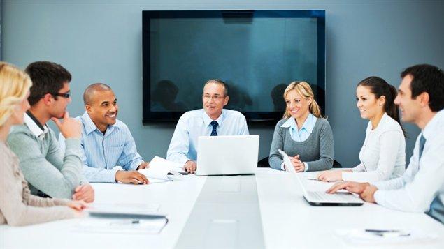 Des gestionnaires et des patrons