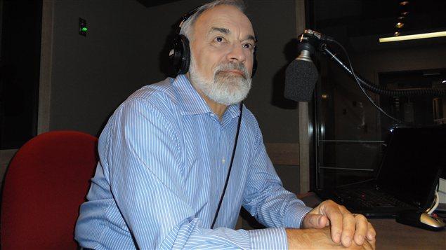 Pierre  Maisonneuve � Radio-Canada / Jean Plamondon