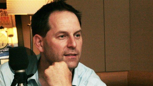 Notre collaborateur Jean-François Nadeau, directeur des pages culturelles du Devoir
