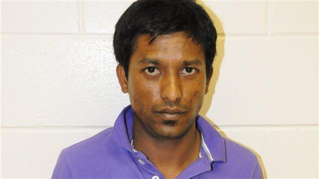 Shakti Ramsurrun est accusé de triple meurtre.