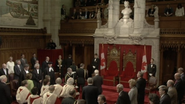 Sénat canadien (archives)