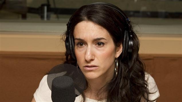 © Radio-Canada / François Lemay | Barbara-Judith Caron