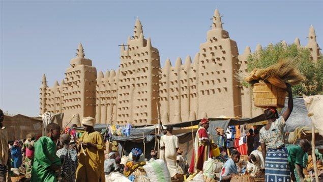 ©IStock/Dan Kite | <b>La mosquée de Djenne, au Mali</b>