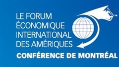 18e Forum conomique international des Amriques