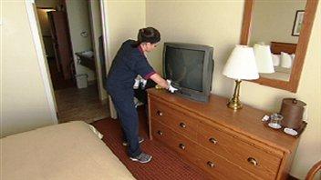 Les h tels best western ont un outil de plus pour la propret des chambres - Nettoyage chambre hotel ...