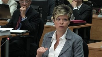 Chantal Gingras, sous-ministre adjointe au ministère des Transports.