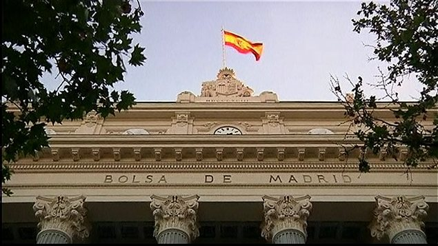 Bourse de Madrid