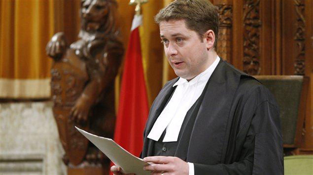 Andrew Scheer, le président de la Chambre des communes, se prononce sur les amendements proposés au projet de loi C-38, le 11 juin.