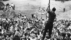 Image tire du film Pete Seeger - The power of the song