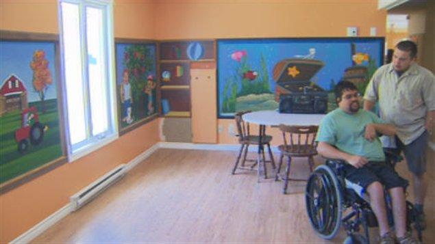 Les familles d'enfants handicapés intellectuellement de l'Estrie ont bien peu de ressources pour leur venir en aide.