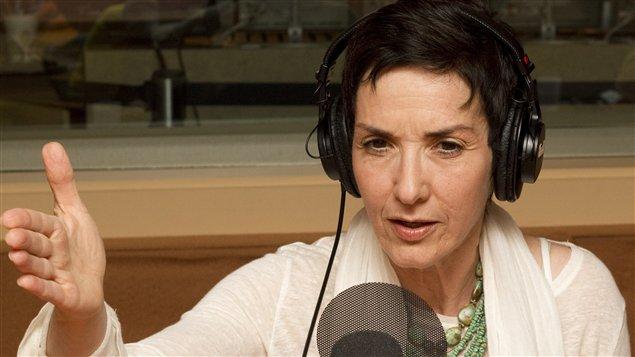 © Radio-Canada / François Lemay   Nicole Bordeleau