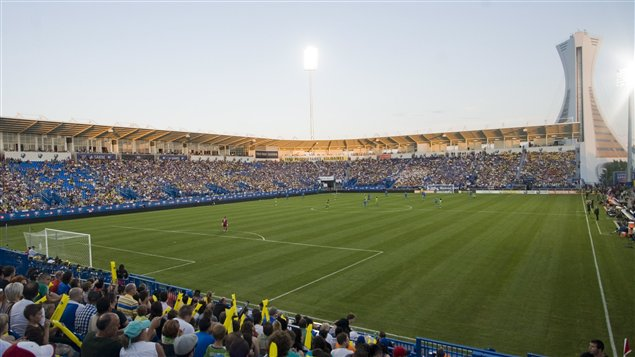 Le Stade Saputo